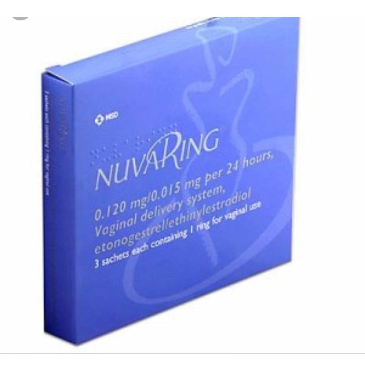 efectos secundarios NuvaRing